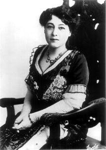 Alice Guy, primera persona en dirigir una pel·lícula de ficció