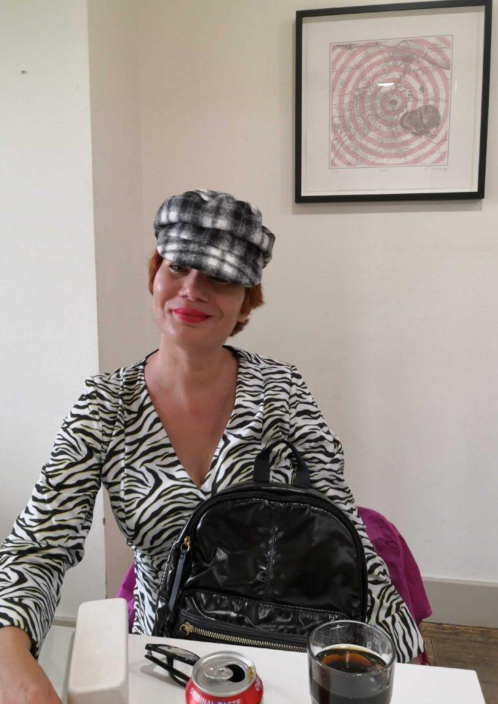 Diana Ivizate, professora de la Universitat Politècnica de València, Campus de Gandia
